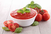 Sauce tomate — Photo