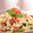 Couscous with vegetables — Stok fotoğraf