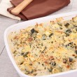 Vegetable gratin - Stock Photo