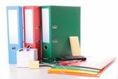 Shool or business accessories — Stock Photo