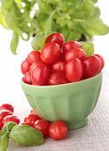 Verse tomaat — Stockfoto