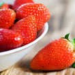 strawberry — Stock Photo #10946206