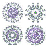 Decoratief patroon — Stockfoto