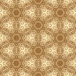 Aztec seamless background — Stock Vector