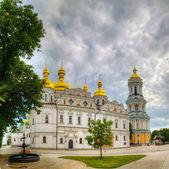 Kiev Pechersk Lavra monastery in Kiev, Ukraine — Stock Photo