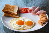 Breakfast — Stock fotografie