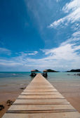 Koh mak island — Stock Photo