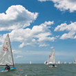 Sailing competition — Stock Photo #12130966