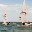 Hua Hin Regatta 2012, sailing competition — Stock Photo #12133086