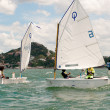 Hua Hin Regatta 2012, sailing competition — Stock Photo #12135097