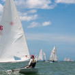Hua Hin Regatta 2012, sailing competition — Stock Photo