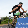 Hua Hin Triathlon competitors — Stock Photo