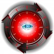 Time of hypnosis — Stock Photo #11795359