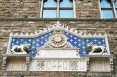 Palazzio Vecchio — Stock Photo