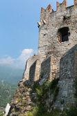 Scaligero castle in italy — Zdjęcie stockowe