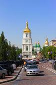 St. Sitia Monastery in Kiev, Ukraine — Stockfoto