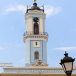 Стоковое фото: City Hall of Chernivtsi city, located on Central Square in Chernivtsi, Ukraine.