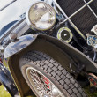 MG sports car - Stockfoto