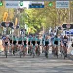 Oxbridge cycle race — Stock Photo #10887727