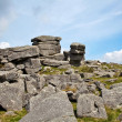 Rocky outcrop — Stock Photo