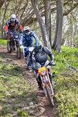 Enduro trails — Stock Photo