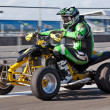 Quad supermoto — Stock Photo