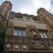 Stock Photo: St Johns College Cambridge