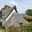 Cottage at Flatford Suffolk — Stock Photo