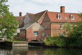 Flatford Mill Suffolk — Stock Photo