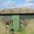 Bird Hide — Stockfoto