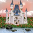 Dream castle — Stockfoto
