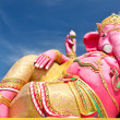 Pink ganecha statue - Photo