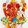 Indian or Hindu God  Sankatahara Ganapati - Lizenzfreies Foto