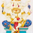 Stock Photo: Indior Hindu God Named DwimukhGanapati