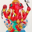 Indian or Hindu God Named Dhundhi Ganapati - Zdjęcie stockowe