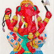 Indian or Hindu God Named Dhundhi Ganapati - Photo