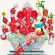 Foto de Stock  : Indior Hindu God Named UddandGanapati