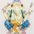 Stock Photo: Indior Hindu God Named HaridrGanapati