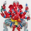 Stockfoto: Indior Hindu God Named KasipPorasadGanapati