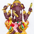 Stock Photo: Indior Hindu ganeshGod Named KasiprGanapati
