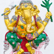 Indior Hindu ganeshGod Named Siddhi Ganapati — Stock Photo #11264295