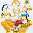 Indior Hindu ganeshGod Named Shakti Ganapati — Stock Photo #11264910