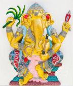 Indian or Hindu God Named Yoga Ganapati — Stock Photo