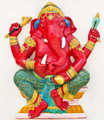 Indian or Hindu God Named Dhundhi Ganapati — Stock Photo