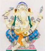 Indian or Hindu God Named Haridra Ganapati — Stock Photo