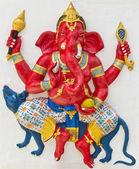 Indian or Hindu God Named Vijaya Ganapati — Stock Photo