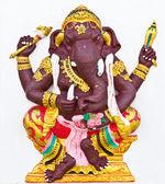 Indienne ou hindou ganesha dieu nommé kasipra ganapati — Photo