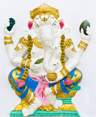 Indian or Hindu ganesha God Named Bhakti Ganapati — Stock Photo