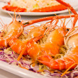 Fired shrimp — Stock Photo #11280105