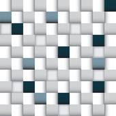 Seamless Blocks — Stock Vector